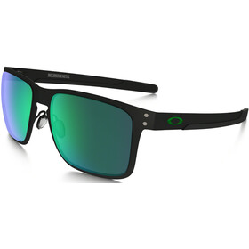Oakley Holbrook Metal Okulary, matte black/jade iridium